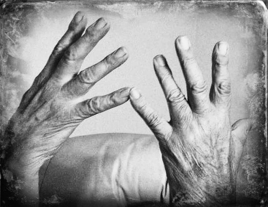 Hands by René Saldaña Jr.