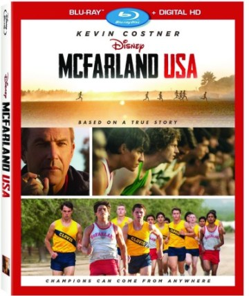 McFarland, USA on Blu-ray June 2nd – Giveaway