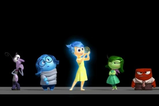 Pixar Inside-out movie - characters - mamalatinatips.com