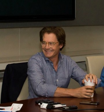 Kyle MacLachlan a Father On Screen and Off