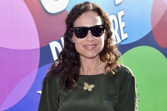 Minnie Driver at Inside Out premier - mamalatinatips.com