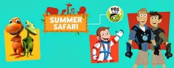 A Summer Safari with PBS