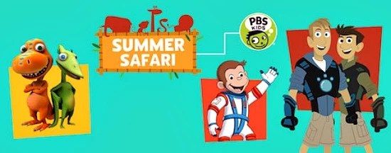 PBS Summer Safari 2015 -