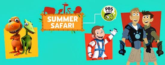 PBS Summer Safari 2015 - mamalatinatips.com
