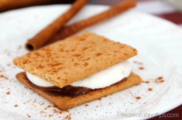 Cinnamon-Chipotle S'Mores A Spicy Twist on an American Favorite