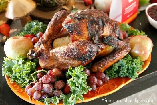Roasted Turkey from quericavida.com