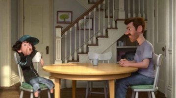 Riley's First Date? The New Disney-Pixar Short