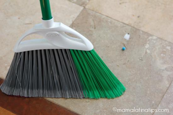 Libman broom - mamalatinatips.com