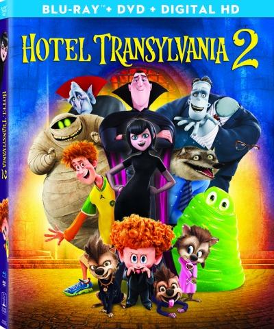 Hotel Transylvania 2 DVD Giveaway - mamalatinatips.com