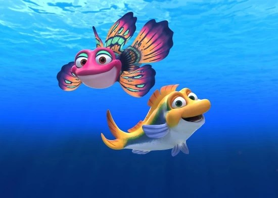Splash, new PBS kids series - mamalatinatips.com