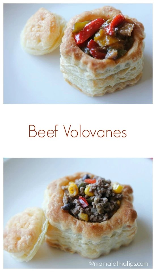 Beef Volovanes by mamalatinatips.com