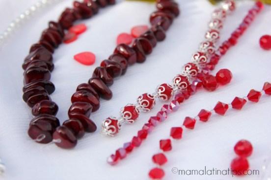 red beads - mamalatinatips.com