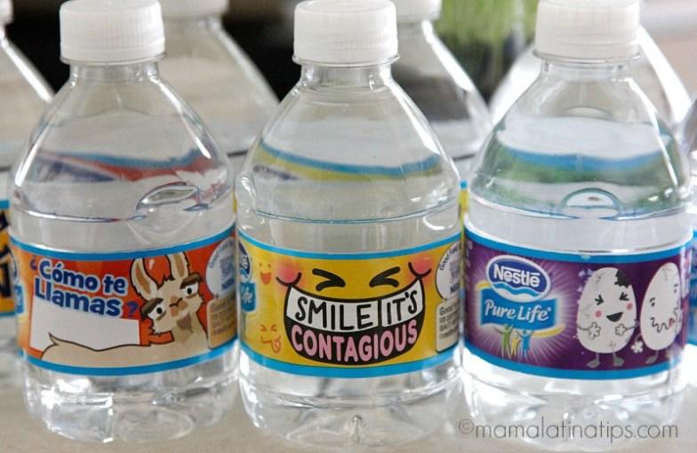 water by mamalatinatips.com
