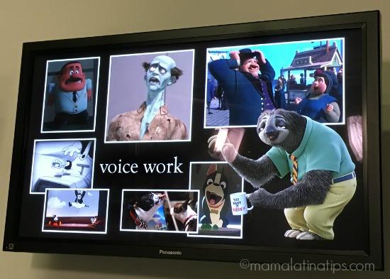 Raymond Persi voice work - mamalatinatips.com