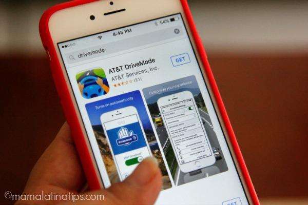 Aplicación que ayuda a prevenir accidentes- mamalatinatips.com
