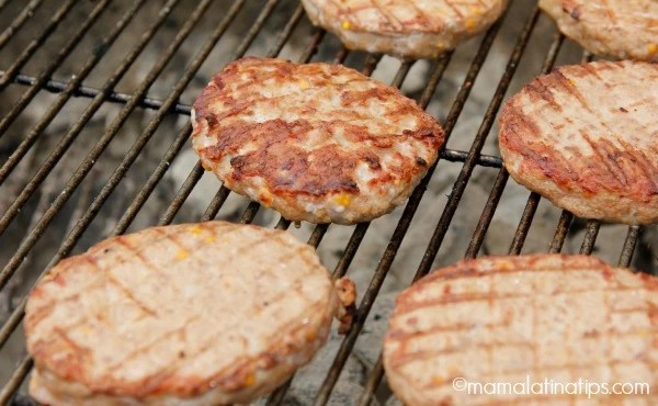 Butterball turkey burgers by mamalatinatips.com