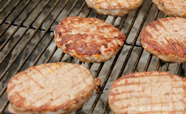Butterball turkey burgers by mamalatinatips.com