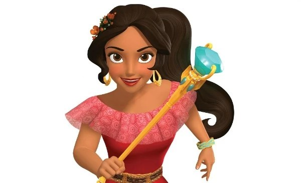 Elena of Avalor - closeup - mamalatinatips.com
