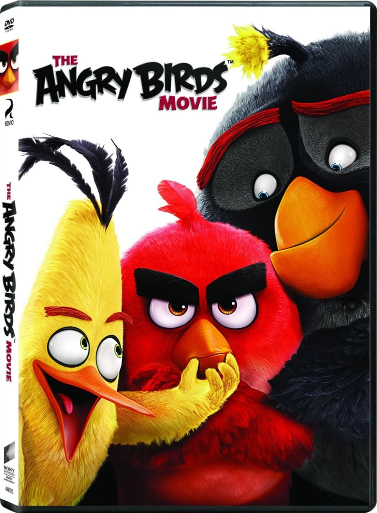 The Angry Birds Movie Giveaway