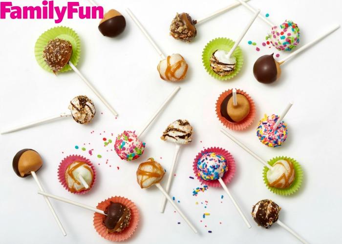 apple lollipops Halloween - mamalatinatips.com