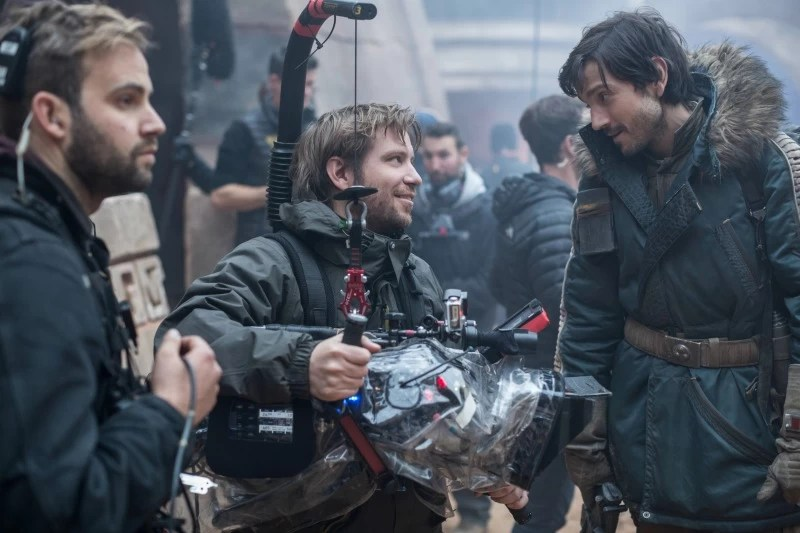 5 Fun Facts about Rogue One from Director Gareth Edwards #RogueOneEvent