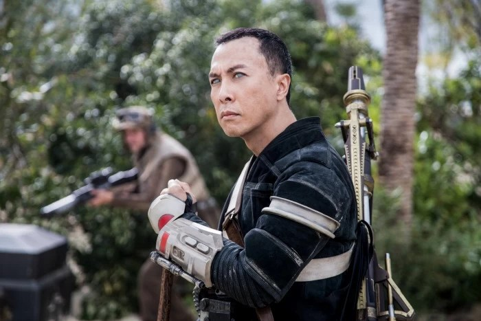 An Exclusive Interview with Donnie Yen of Rogue One A Star Wars Story #RogueOneEvent