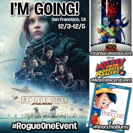 Rogue One - Pinocchio event - mamalatinatips.com