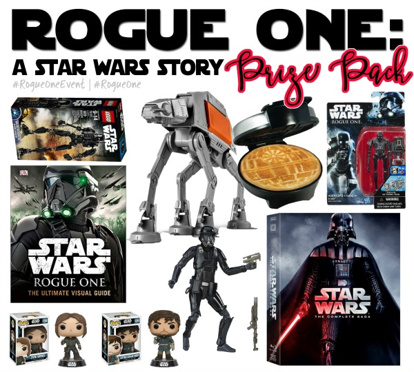 Rogue One: A Star Wars Story Giveaway #RogueOneEvent