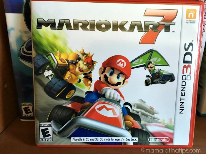 Mario Kart 7 - mamalatinatips.com