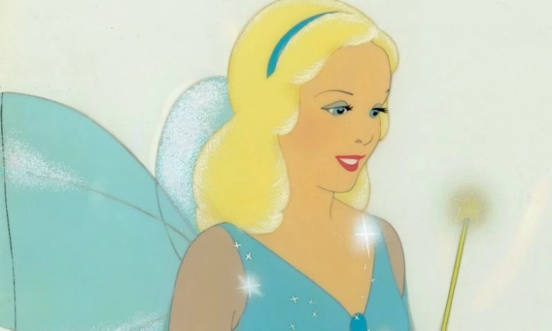 The Blue Fairy - Pinocchio - mamalatinatips.com