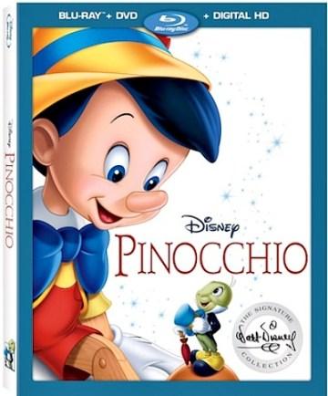 Pinocchio Bluray Giveaway #PinocchioBluray