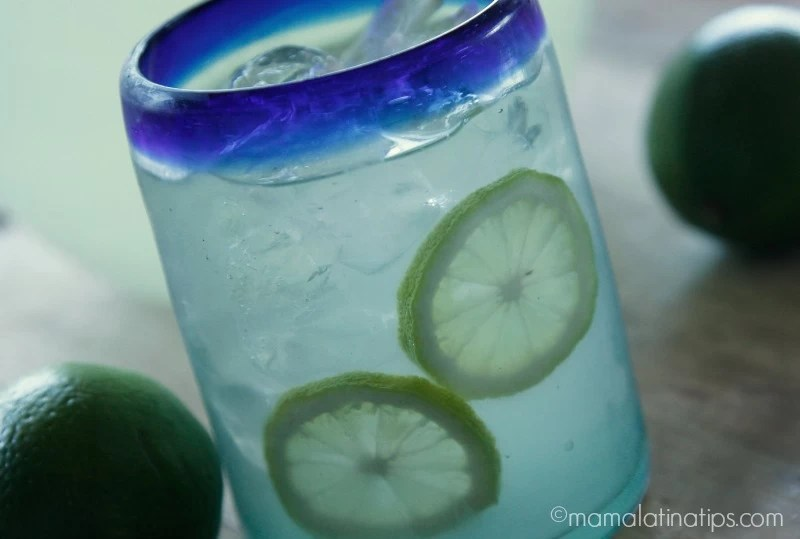 Lime Agua Fresca Recipe