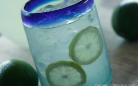 Lime Agua Fresca Recipe