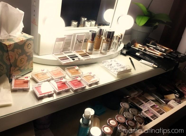 Maquillaje de Neutrogena - mamalatinatips.com