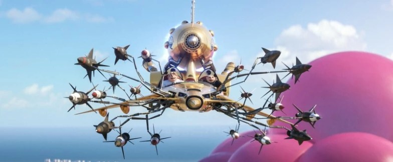 Despicable Me 3 ship