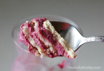 No-Bake Blackberry Icebox Cake