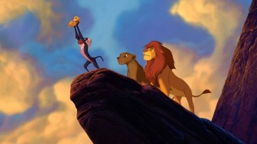 The Lion King Blu-ray Giveaway