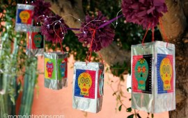 Day of the Dead Lanterns