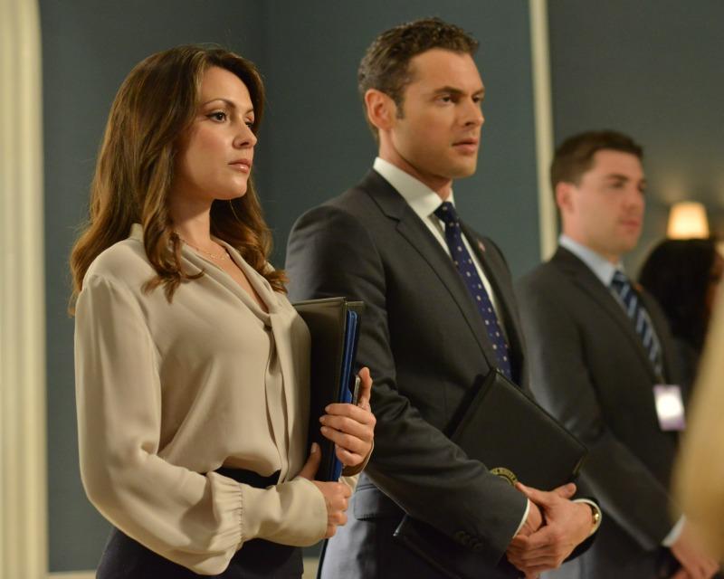 Scene of Designated Survivor, Wednesdays 10/9c on ABC