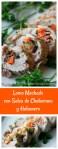 Lomo Mechado con Salsa de Chabacano y Habanero ideal para tu cena de Thanksgiving o Navidad