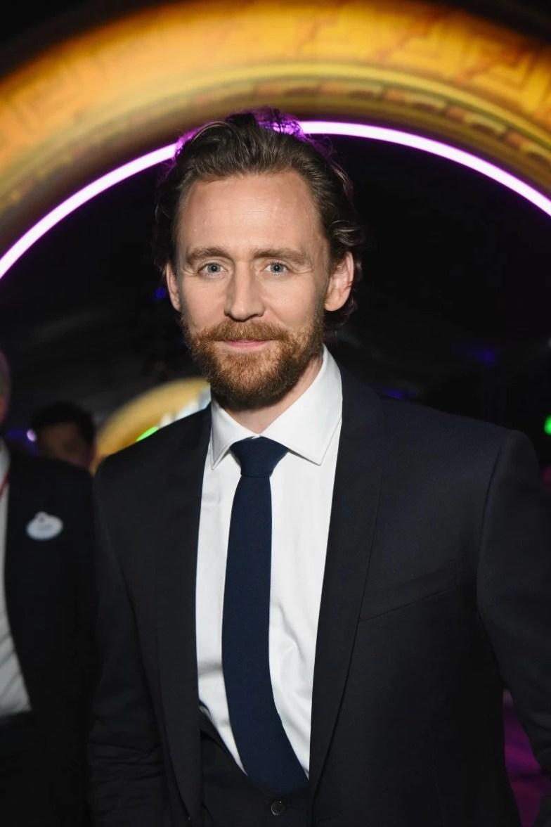 Tom Hiddleston Avengers Infinity War World Premier