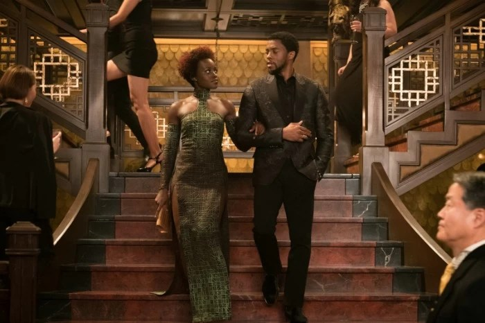 Casino Scene Black Panther 2018