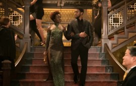 Black Panther Bonus Features and an Interview with Executive Producer Nate Moore