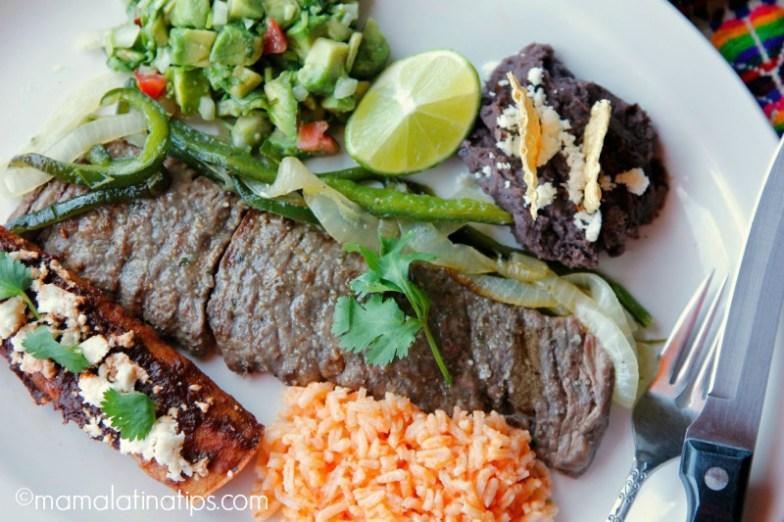 Carne Enchilada Receta De