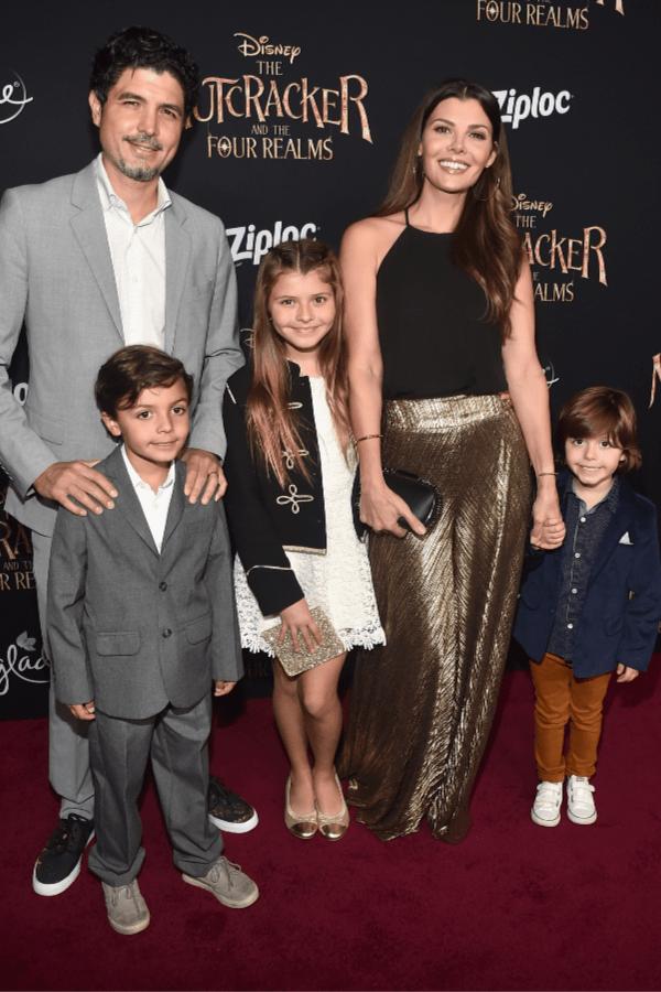 Ali Landri and Family