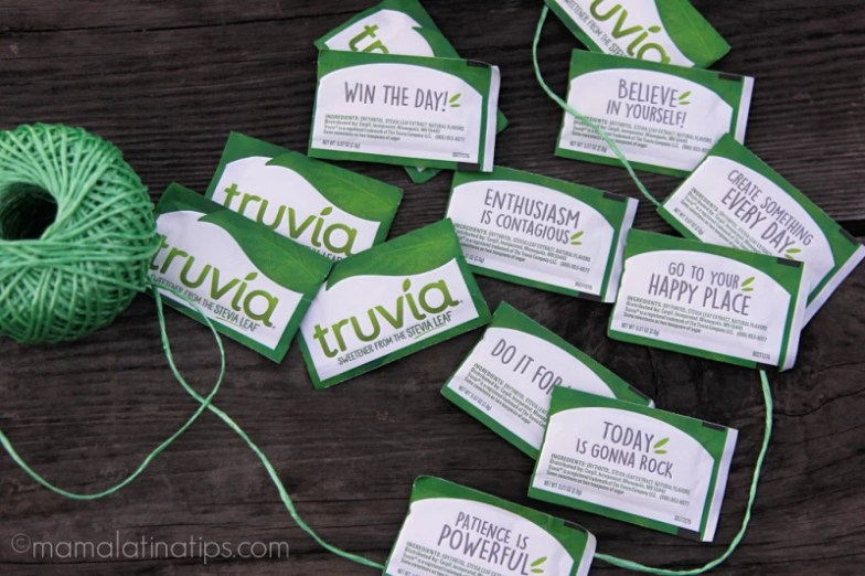 Truvía Natural Sweetener packets