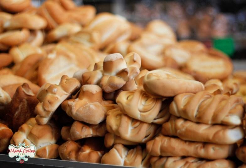 savory mexican bread pan de sal