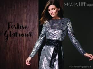 fashion festive glamour