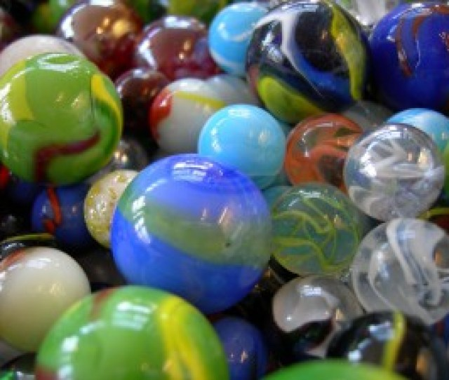 The Italian Game Of Marbles