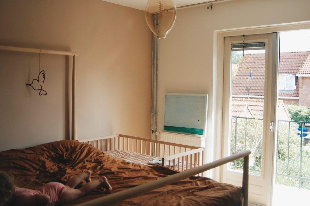 Slaapkamer make-over - Mamalotje